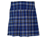 Knowetop Primary Zip Tartan Skirt Thumbnail