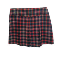 Tannochside Primary Zip Tartan Skirt Thumbnail