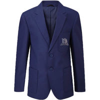 Dalziel High Girls Poly Blazer Thumbnail